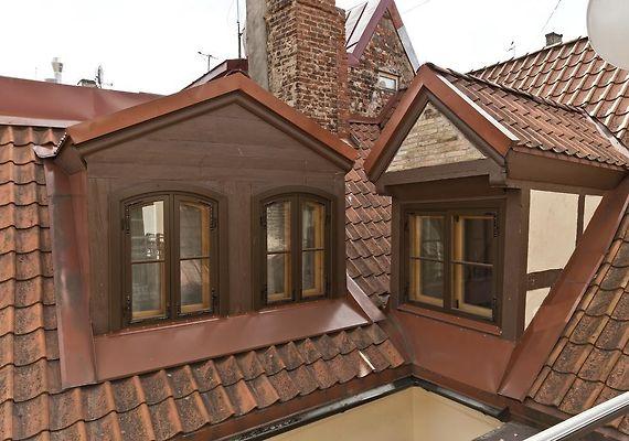 Mansard Apartments Riga